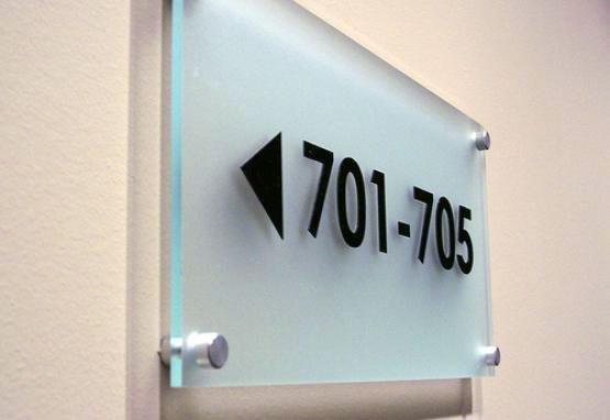 Interior Signage Custom Interior Signs Office Signs New York City Nyc